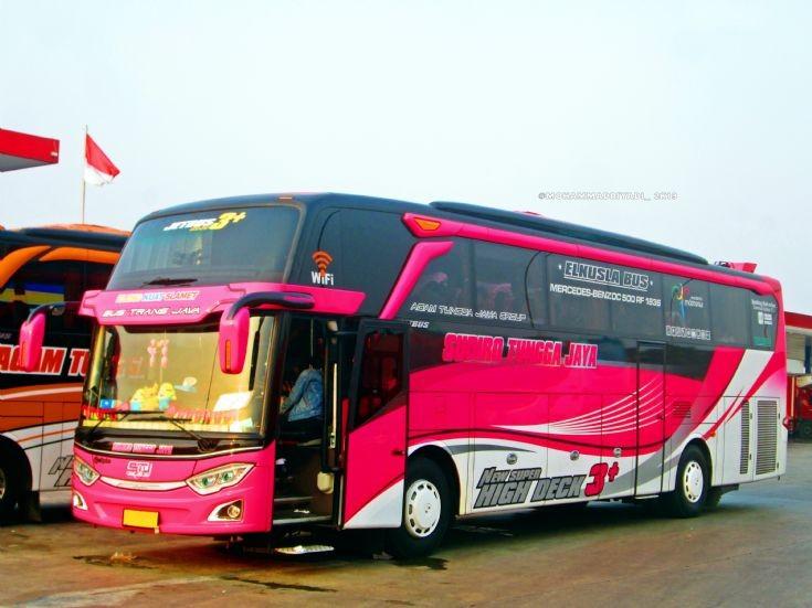 Sudiro Tungga Jaya The Intercity Bus (Part 3)