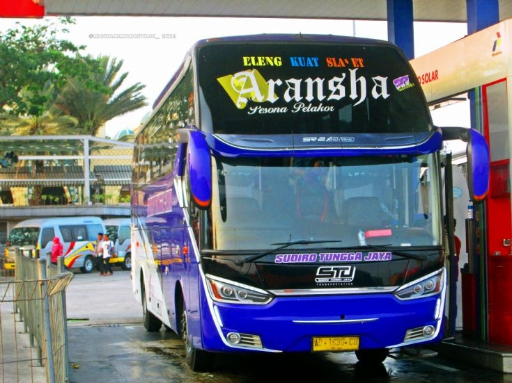 Sudiro Tungga Jaya The Intercity Bus (Part 4)