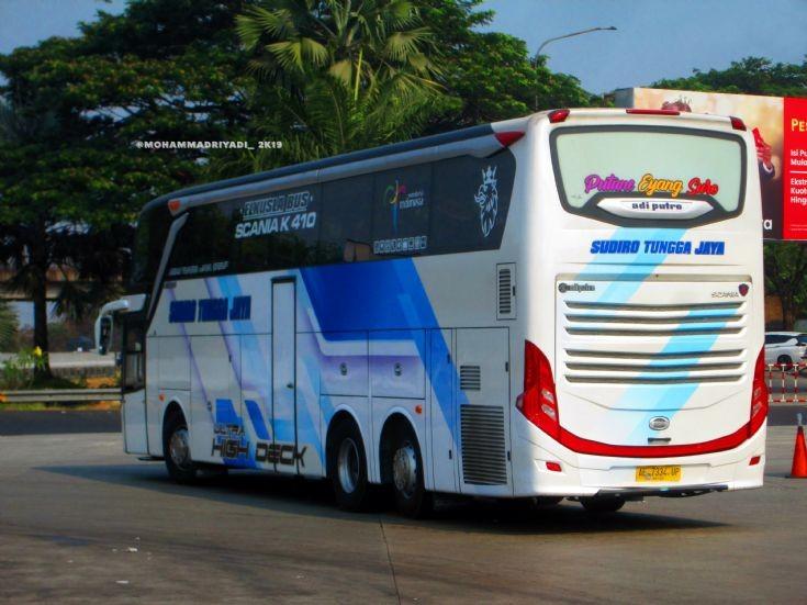 Sudiro Tungga Jaya Scania