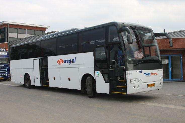 TAD Tours Temsa coach