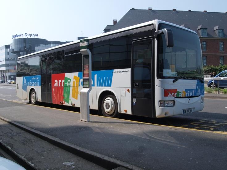 bus and coach photos reseau arc en ciel bus. Black Bedroom Furniture Sets. Home Design Ideas