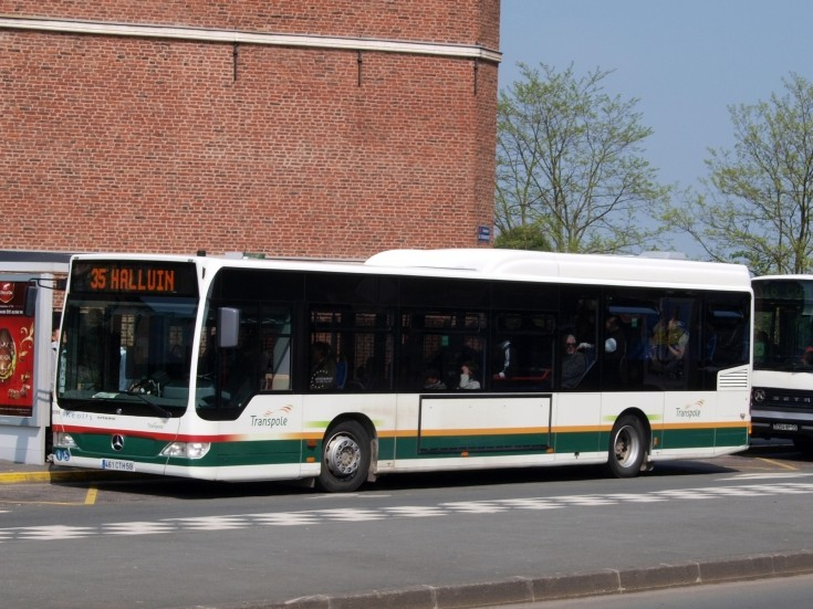 Bus and Coach Photos - TRANSPOLE bus to Halluin