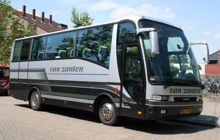 Van Zanten MAN Berkhof Coach BG-JV-82