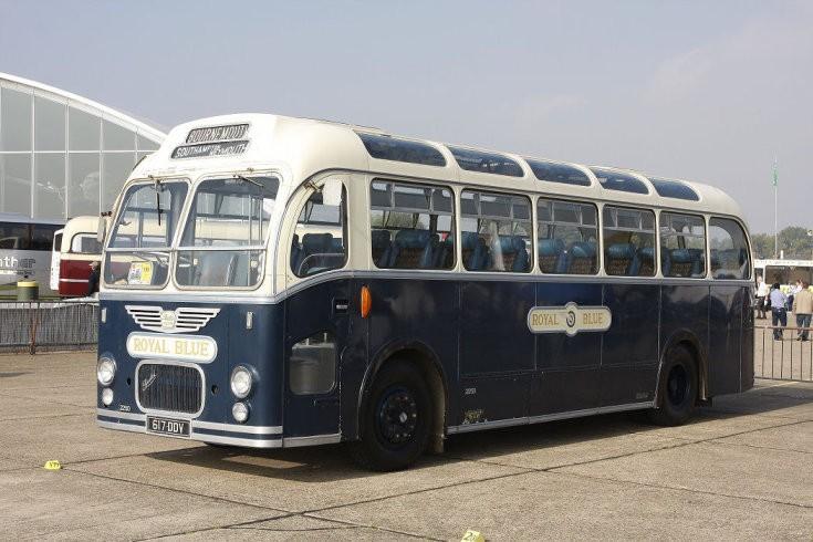 Showbus 2008 ~ Bristol MW