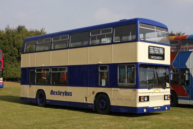 Showbus 2008 ~ Bexleybus Leyland Titan