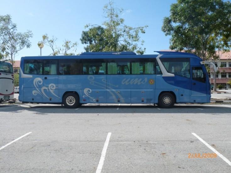 Scania Irizar (Side View)