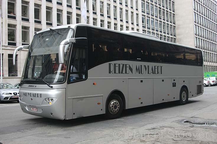 VDL Jonckheere Mistral coach