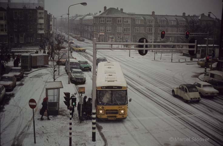 Den Oudsten DAF West Nederland bus