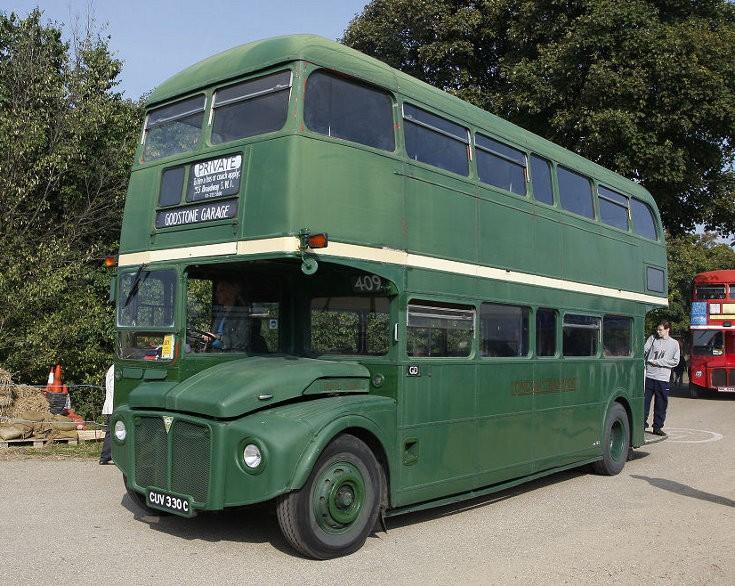 Showbus 2008 ~ AEC Routemaster