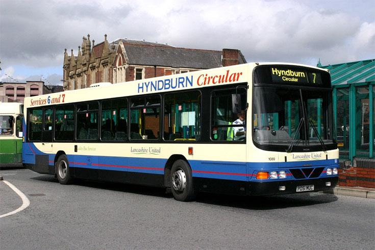 Lancashire United Wright Renown