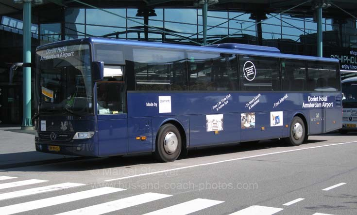 Dorint Hotel Amsterdam Airport Shuttle Bus