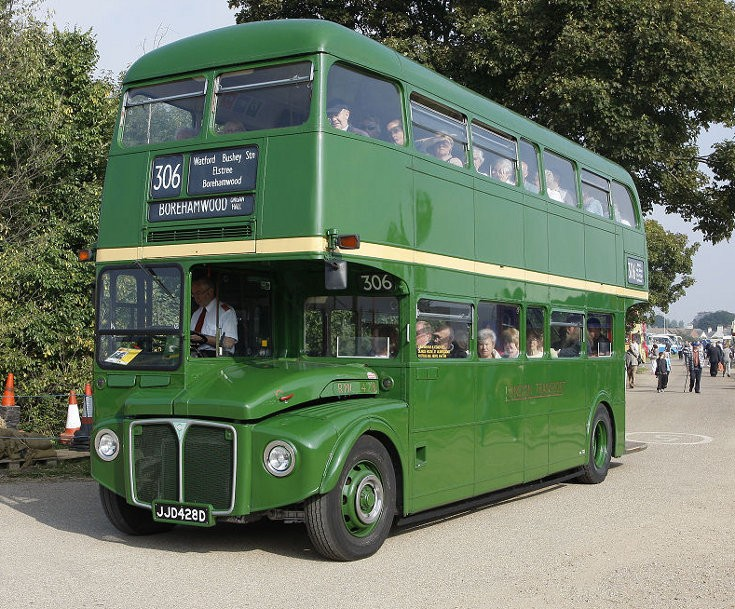 London Transport RML2428