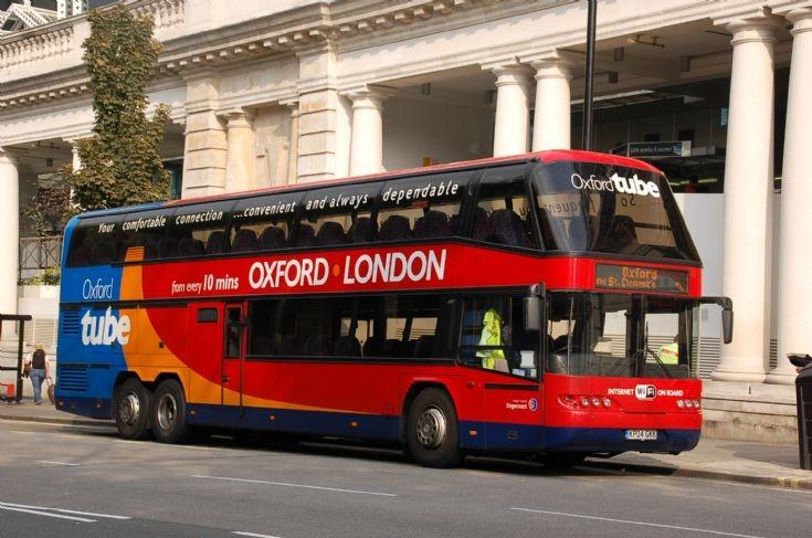 Oxford Tube - Oxford to London