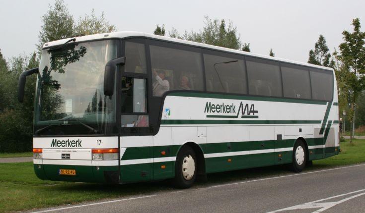 Meerkerk 17 Van Hool T915 Acron coach