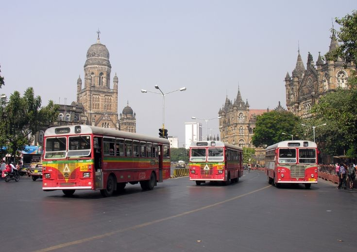 tata bus india