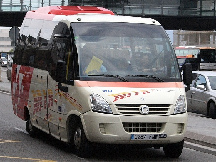 MIR mini bus