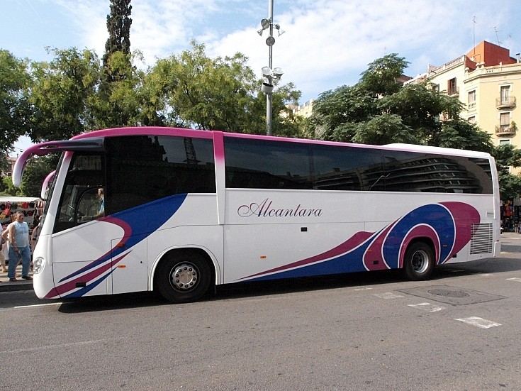 Scania Irizar Alcantara