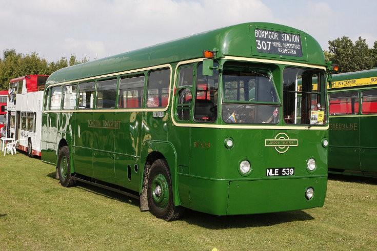 London Transport NLE539