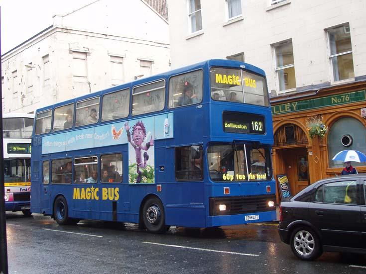 60p tae the toon - Glasgow