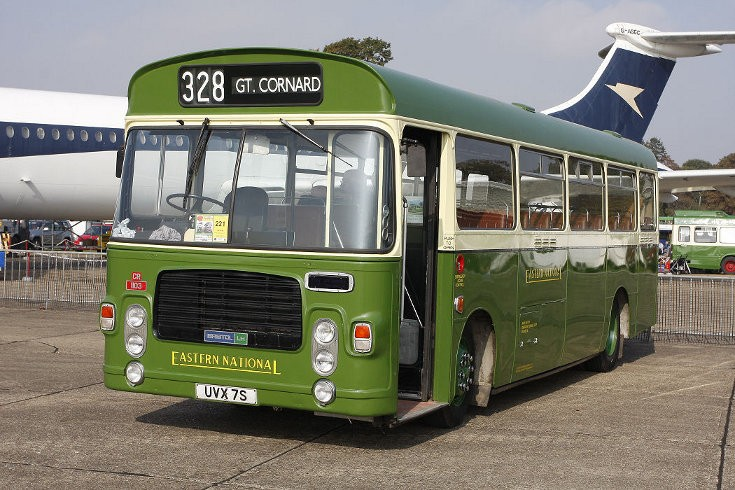 Eastern National 328 to Gt Cornard