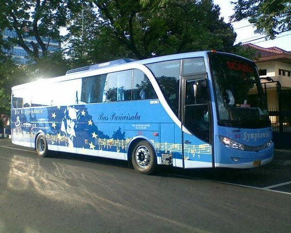 Symphone Scania , Indonesia