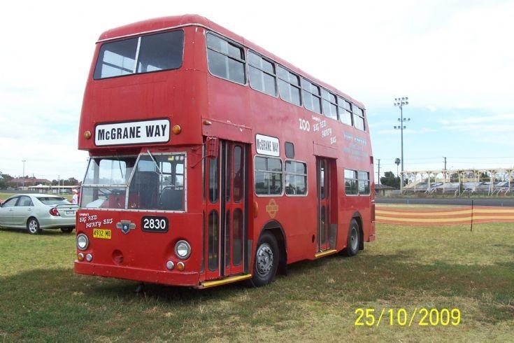 4932MO - Langley's of Dubbo Leyland Atlantean 2830