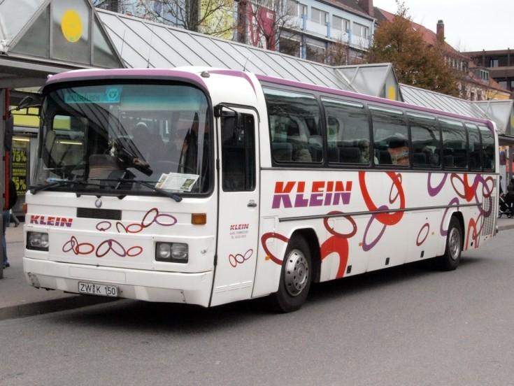 Bus Klein Zweibrucken