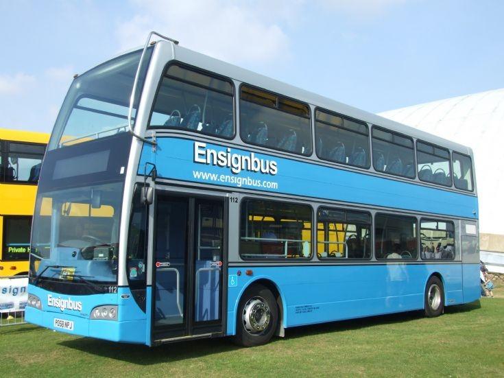 Ensignbus at Duxford