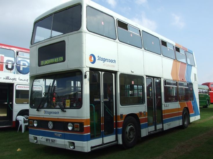 Stagecoach - 81 Lancaster Bus Station