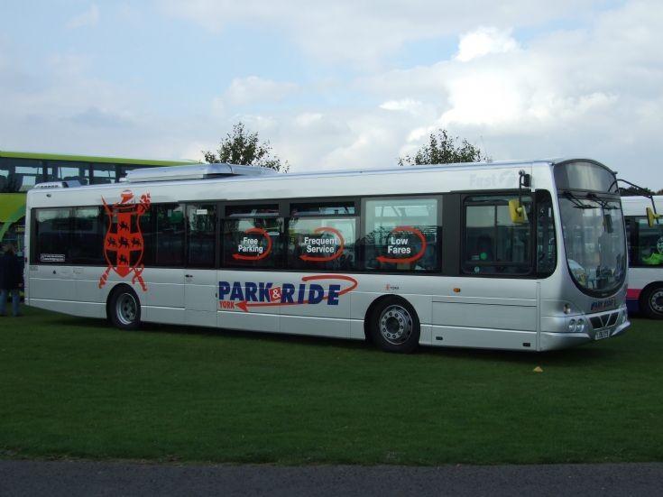 Park & Ride York