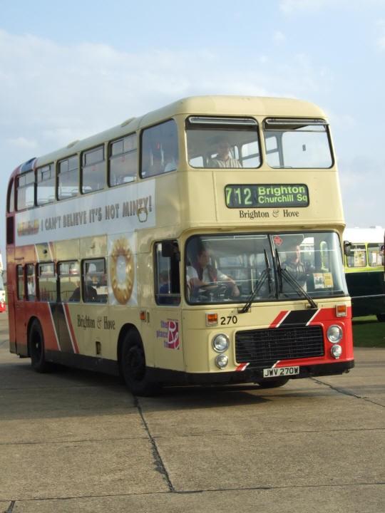 Bus 712 Brighton Curchill Sq
