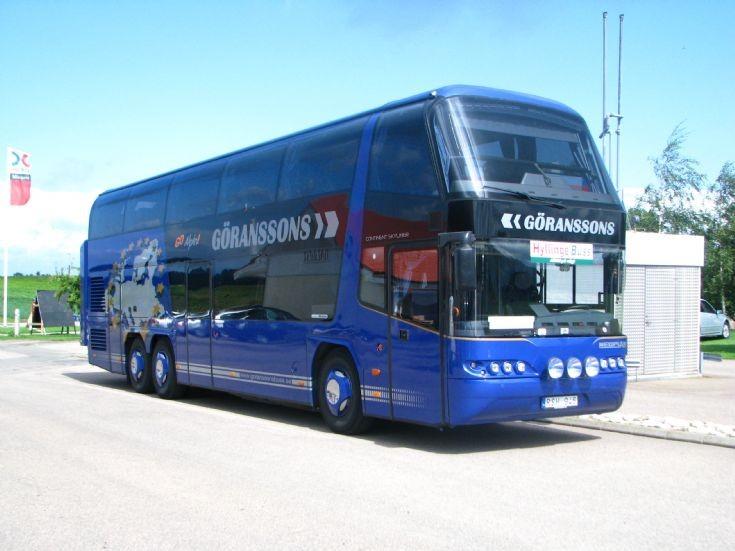 Neoplan of Göranssons