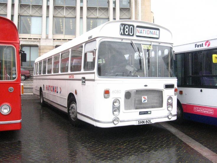 National Express Bristol RE