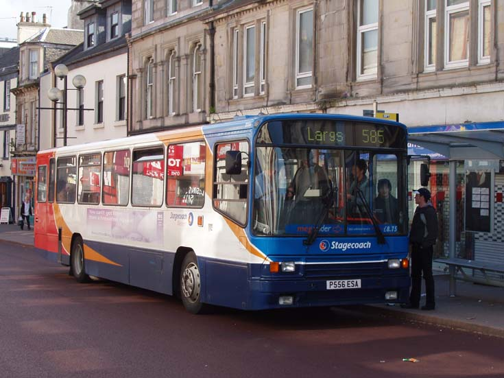 Stagecoach Western bus line 585 Largs