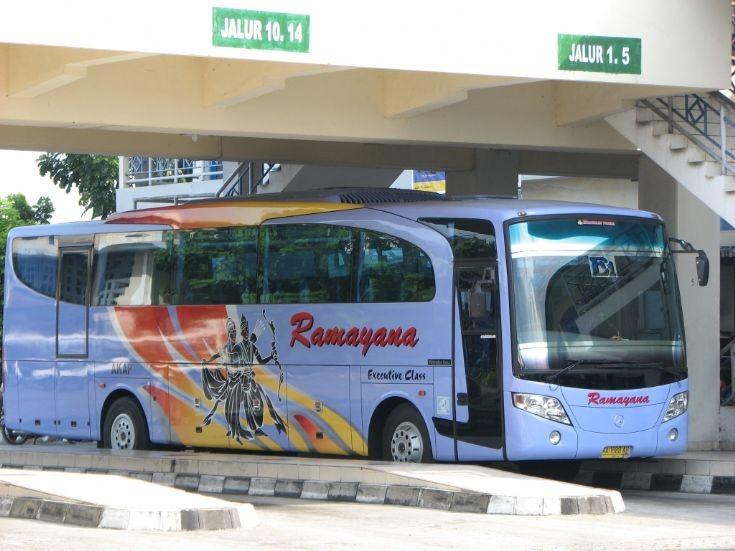 Ramayana Bus