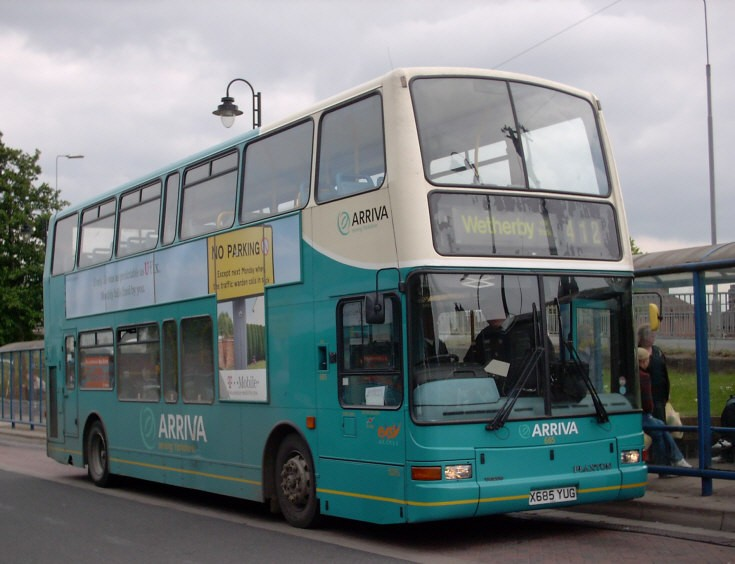 Arriva to Wetherby