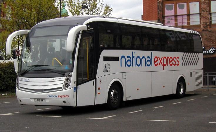 National Express Caetano Levante