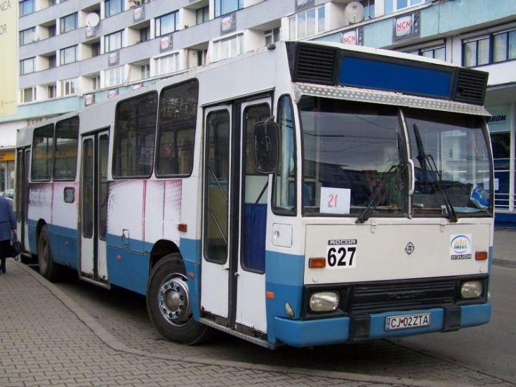 DAC 112 UDM in Cluj, Romania