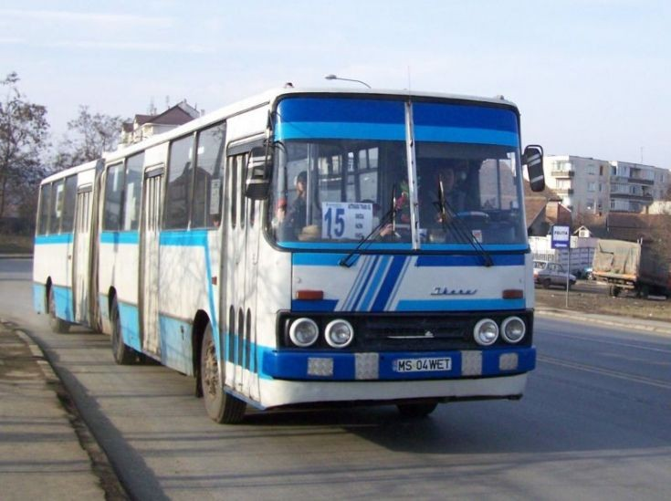 Bus And Coach Photos Ikarus 280 In Targu Mures