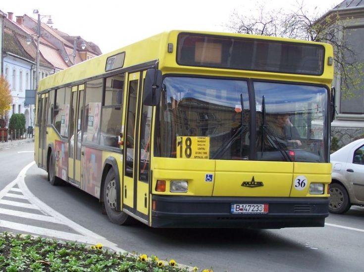 MAZ 103 in Targu Mures, Romania