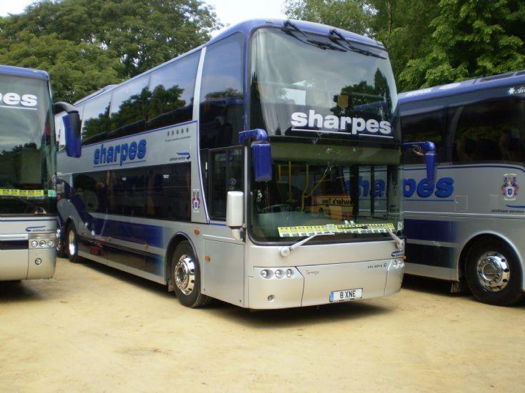 Sharpes Coaches