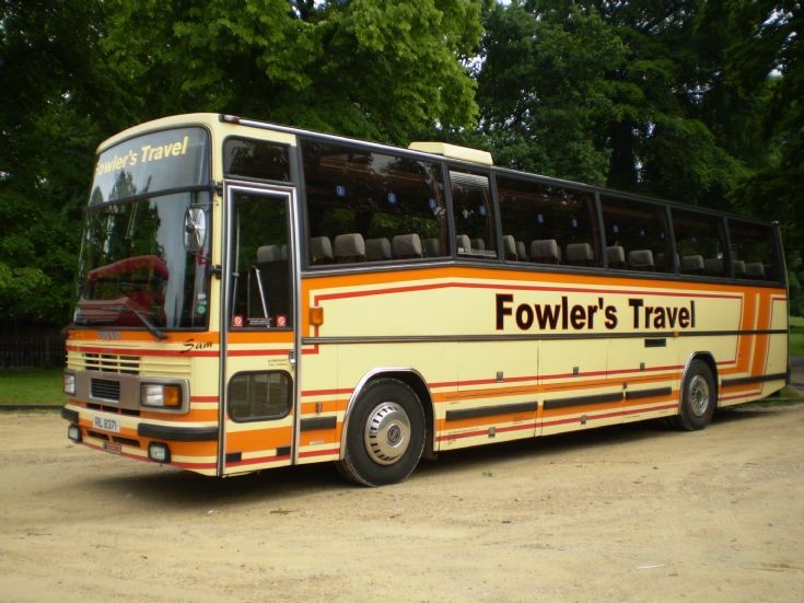 1984 Volvo  Fowlers Travel