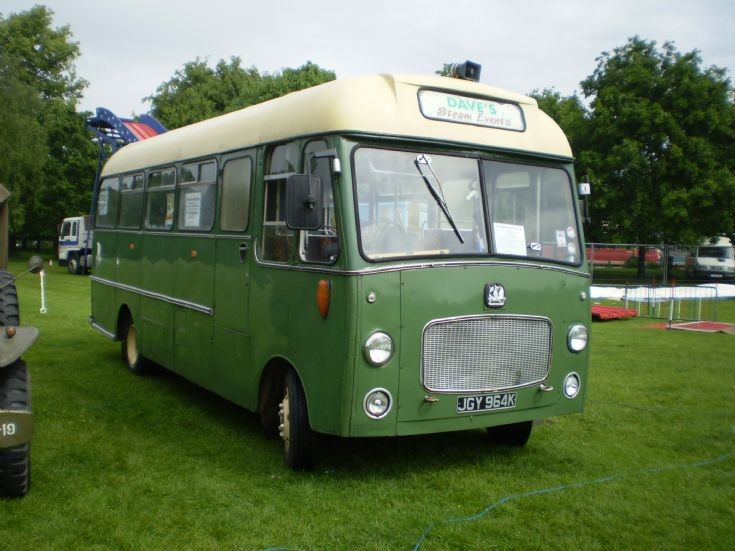 1971 Bedford small bus