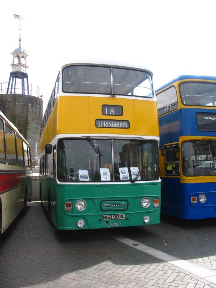 Greater Glasgow Leyland Atlantean