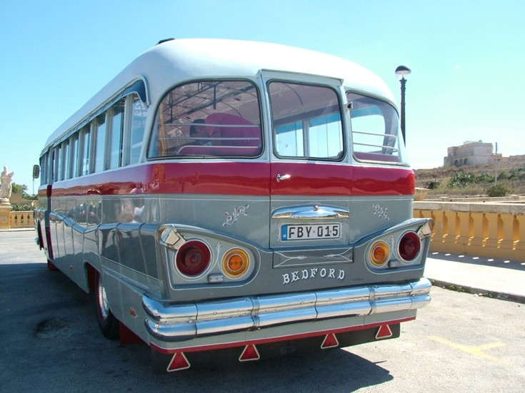 Beautiful Bedford spotted on Malta
