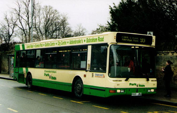 Bus And Coach Photos Stagecoach Cambridge Park Amp Ride