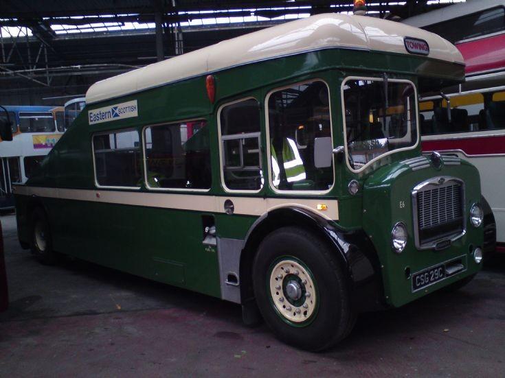 Ex Eastern Scottish Bristol Lodekka Recovery Truck