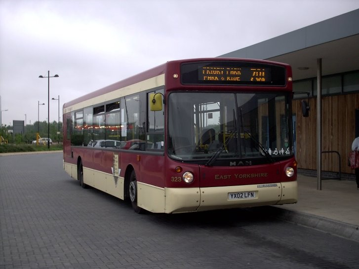 East Yorkshire bus