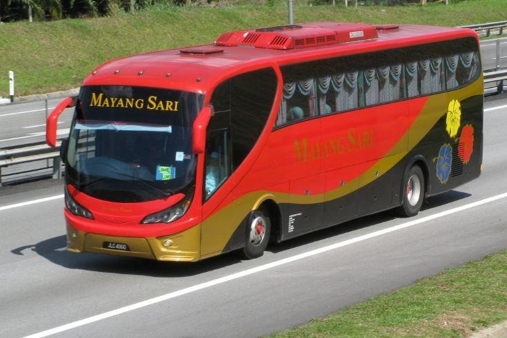 Mayang Sari (JLC 4900)