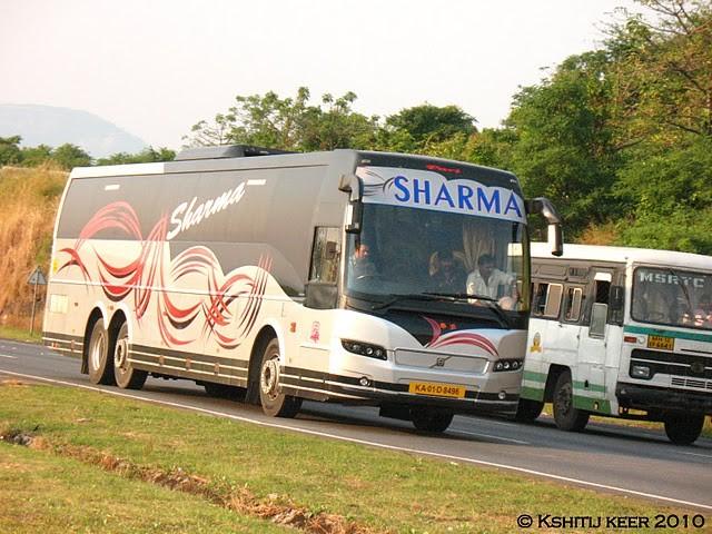 Sharma Volvo B9R